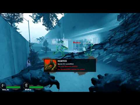 #2 Let's Special: Left 4 Dead 2 Versus [Deutsch/Full-HD] - Fail Tank