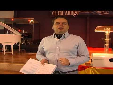 Tiempo con Dios Miercoles 27 marzo 2013, Pastor Samuel Justo