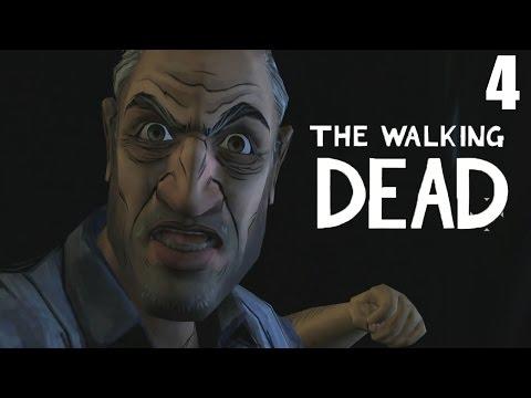 JERK OLD MAN - Walking Dead Ep 4