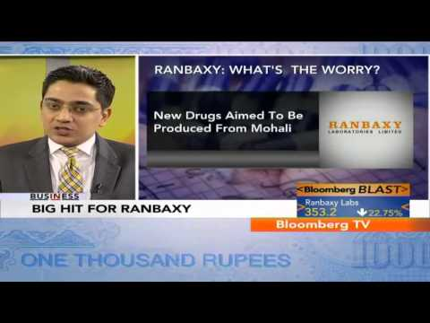 In Business - USFDA Import Hit For Ranbaxy