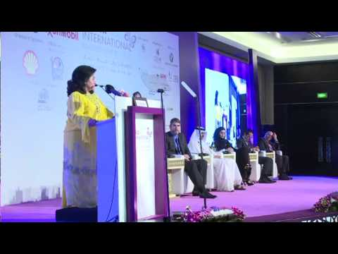 Qatar International Businesswomen Forum - 2013 Day-1