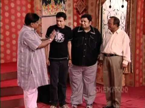 Kahu Chhu Sambhalo Chho - Part 6 Of 13 - Arvind Vekariya - Falguni Dave - Gujarati Natak