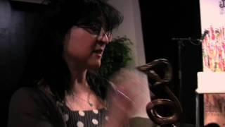 Susie Arioli - Press Conference - Oscar Peterson award 2009