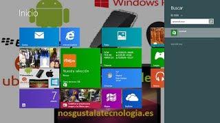 Windows 8/8.1:Reparar O Resetear La Tienda Windows Store