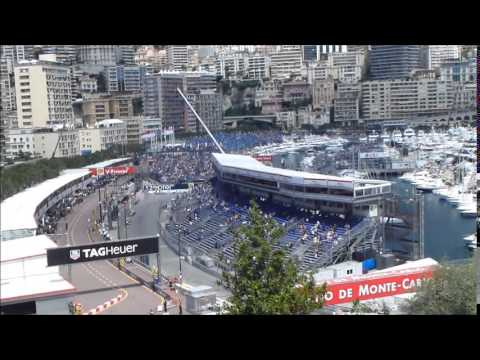 grand prix f1 monaco tribune T
