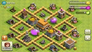 Town Hall Level 5 Defense Best Strategy For Clash Of Clans