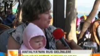 ANTALYANIN RUS GELİNLERİ