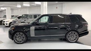 2019 Range Rover Supercharged LWB - Walkaround
