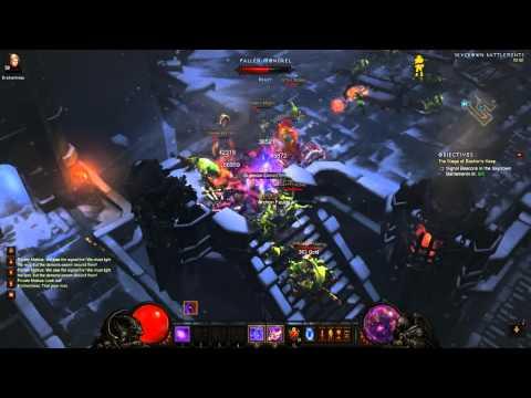 Игроки обнаружили в Diablo III эксплойт с неуязвимостью