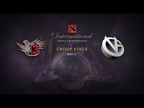 DK -vs- VG, The International 4, Group Stage, Day 3