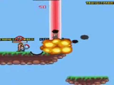 game mobi army - hướng dẫn cách bắn trong game