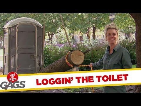 Toilet Prank - Toalett trükk