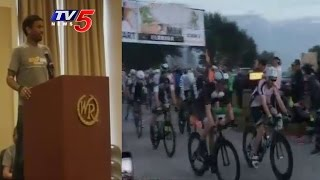 Telugu NRI Won 2017 Iron Man Award In Cycle Marathon | Florida, USA