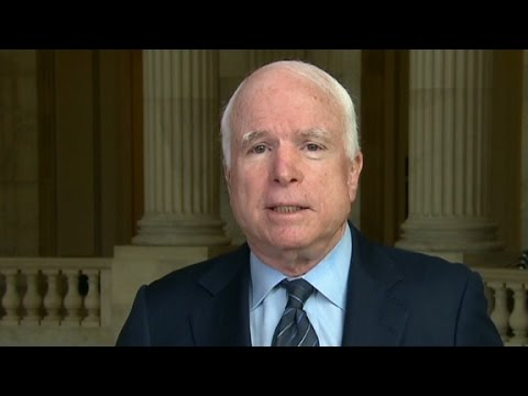 'Putin is getting away with murder,' McCain says