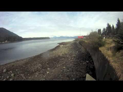 Petersburg Alaska Time Lapse