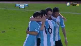 Argentina Vs Ecuador Clasificatorias Mundial Brasil 2014