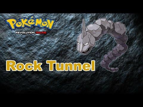 Hướng dẫn Pokemon Revolution Online - Kanto 6 - Rock tunnel