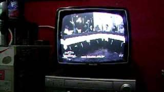 TV Philco Deluxe 12'' PB (ligada Na TV à Cabo)