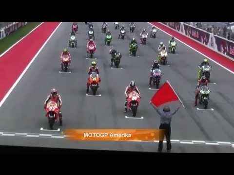 MotoGP ,Jump Start di Austin, Lorenzo Salahkan