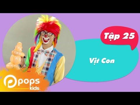 Sắc Màu Bong Bóng - Tập 25 - Vịt Con - Balloon Shaping
