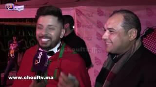 حاتم عمور يقدم لمشاهدي شوف تيفي هدية رائعة |