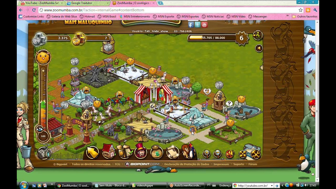 Zoo Mumba Ganhar Pet Pennys Exp Forma Facil Youtube