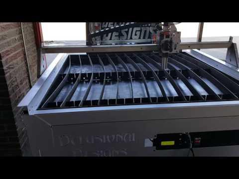 4x4 CNC plasma table for sale !!!!! 3,000$