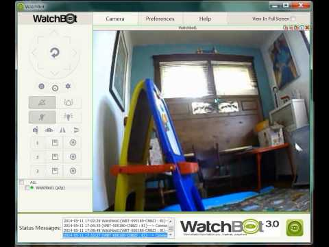 Wireless Security Cameras: WatchBot Review