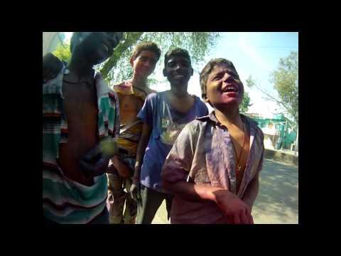 Cycling India, Holi Festival