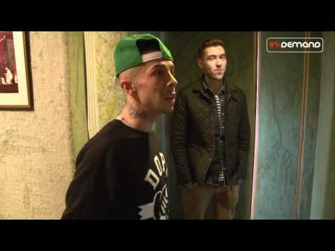 Dappy's Studios - Full Tour of Where he recorded No Regrets, Rockstar and all N-Dubz track!