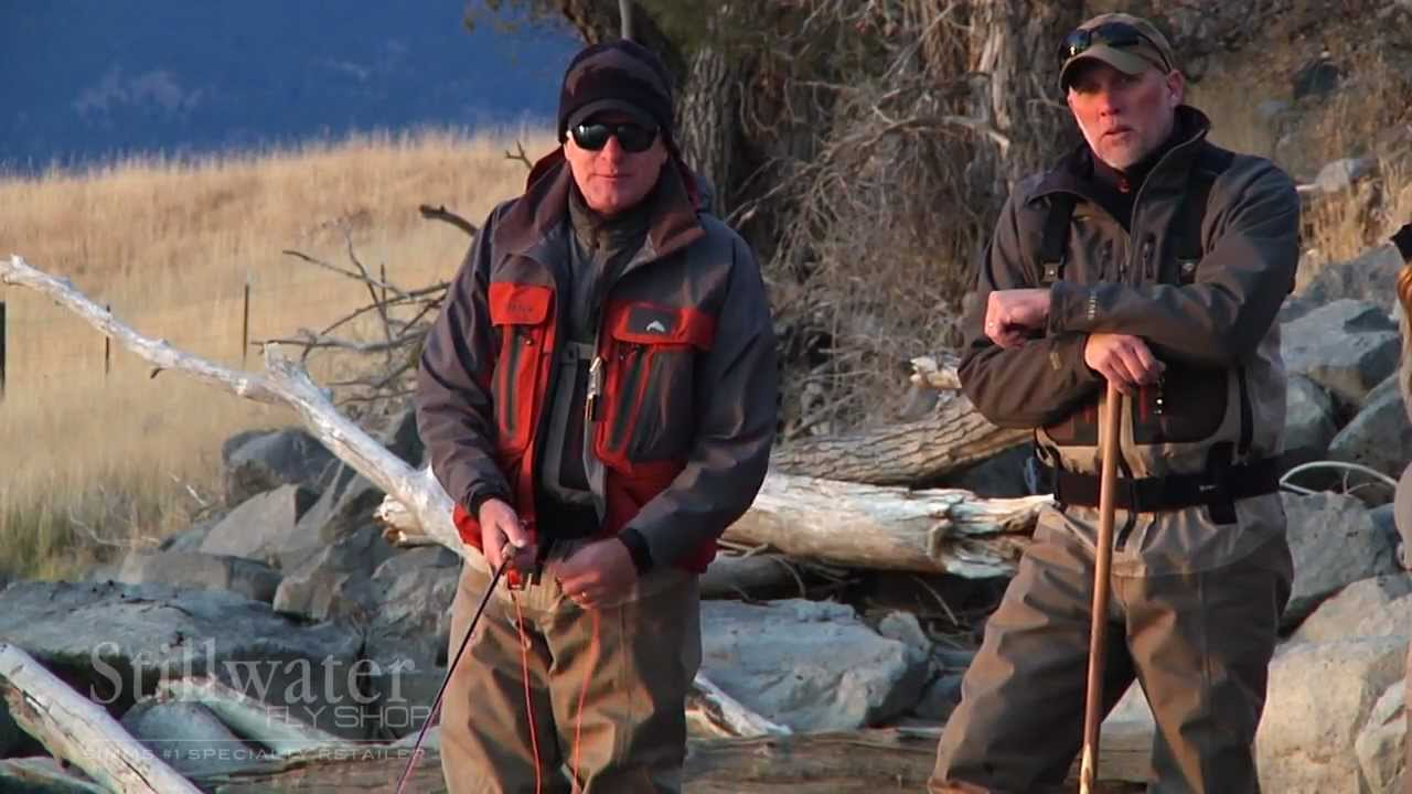Simms waders and fishing gear an interview with kc walsh for Simms fishing waders