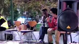 Demhit Comedy From Eritrean Refugee In Israel