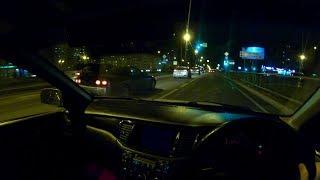 2002 Mitsubishi Lancer Cedia 1.5 GDI CVT POV Test Drive at Night Part 2. MegaRetr