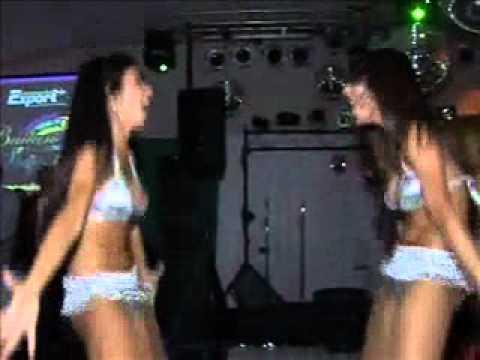 Show de Bailarinas de TV.
