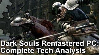 Dark Souls - Remastered vs. Original (PC)
