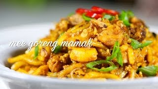 How to make Mee Goreng Mamak