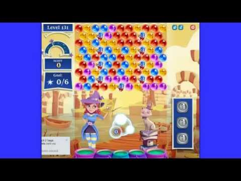 Bubble Witch Saga 2 level  131