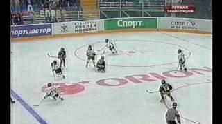 Москва ЗОЛОТАЯ ШАЙБА 2007 г