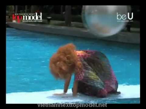 Viet nam next top model 2012 tập 7 (30/9/2012) - trailer