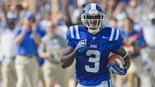 Jamison Crowder| Duke Highlights ᴴᴰ