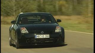 Nissan 350Z Twin Turbo - Sound with Straighpipes videos
