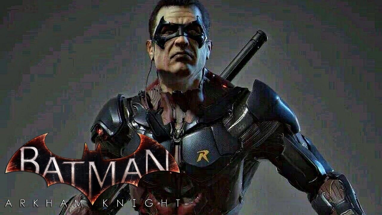 Batman Arkham Knight: Robin Revealed!!!! (April Fools ...