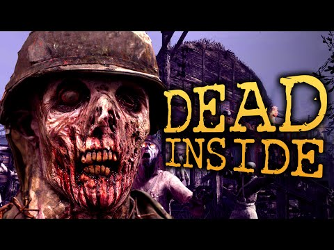 DEAD INSIDE (Part 2) ★ Call of Duty Zombies Mod (Zombie Games)