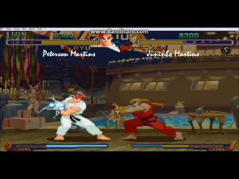 Ryu (Peterson) VS Ken (Juninho)