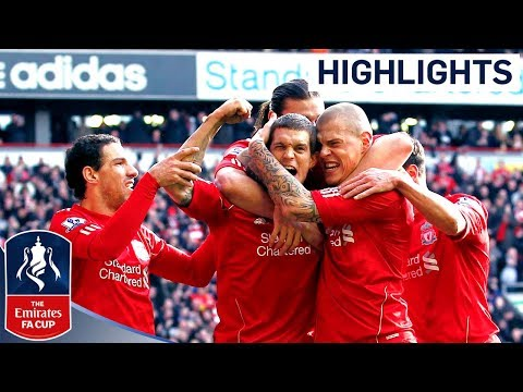 Liverpool 2-1 Man Utd - Official Highlights and Goals | FA Cup 4th Round Proper 28-01-12, Dirk Kuyt's late strike earned Liverpool a dramatic victory over Manchester United in the FA Cup fourth round at Anfield. The tie seemed destined for a repla...