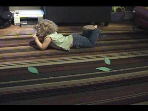 Life Cycle of a Butterfly- cute kids act out the four stages of a butterfly's life!