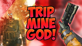 BO3 SnD Trip Mine God – Funny Gameplay