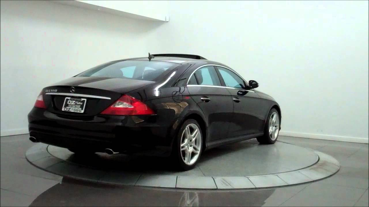 2007 mercedes benz cls550 amg sport youtube for 2007 mercedes benz cls