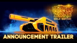 Battlezone - Gold Edition Announcement Trailer