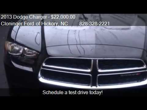 2013 Dodge Charger SE - for sale in Hickory, NC 28602